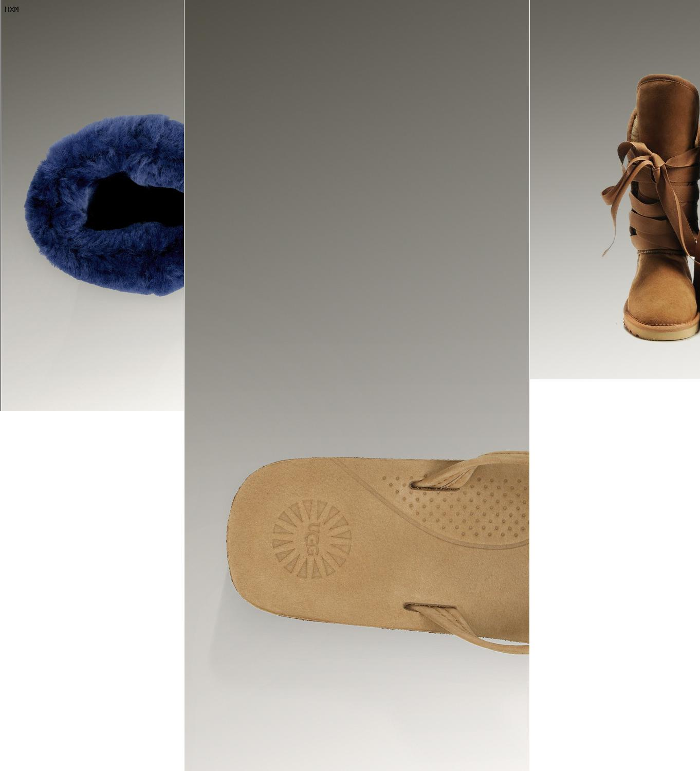 uggs heren instappers
